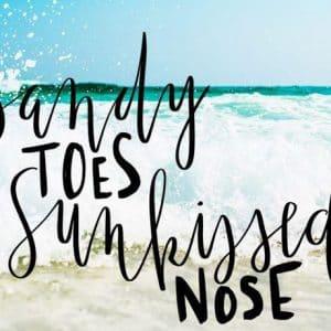 Promo: Summer Sun Facial Promo!