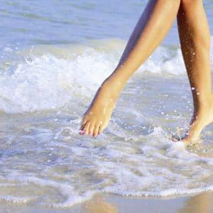 Zwangerschapsmassage voet & been