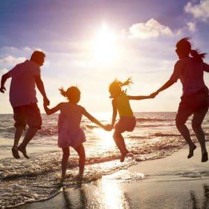 Have fun with the family (2 volwassenen en 2 kinderen)